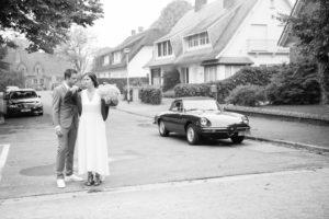 Anne et Hans Wedding - Robe de mariée Pourkwa Pa